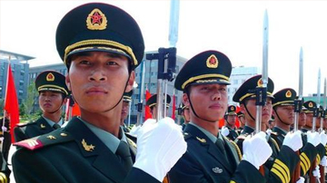 """哪一年,第一次使用""""中國人民解放軍""""稱謂"""
